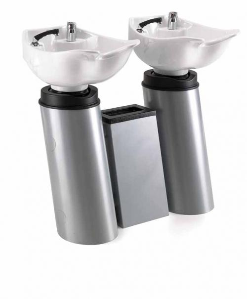 Aqua Pedestal Backwash x2
